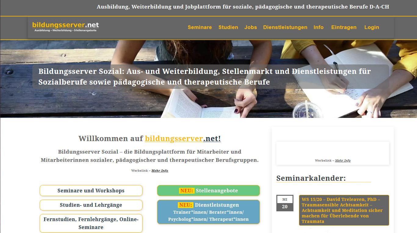 Website_Bildungsserver